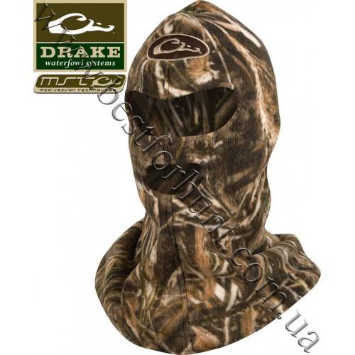 Drake Waterfowl MST Fleece Face Mask Realtree MAX-5®