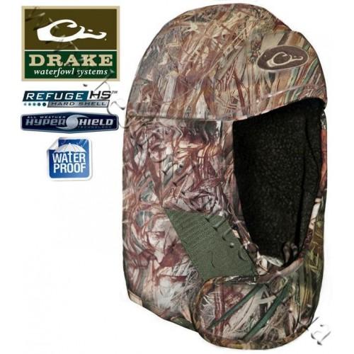 Drake Waterfowl Shelter Hat Mossy Oak® Duck Blind®