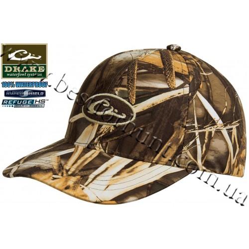 Drake Waterfowl® Waterproof Logo Cap Realtree MAX-4®