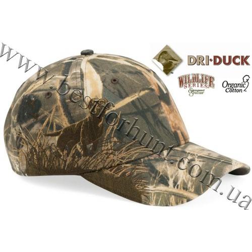Dri Duck® Wildlife Series™ Labrador Ball Cap Realtree MAX-4®