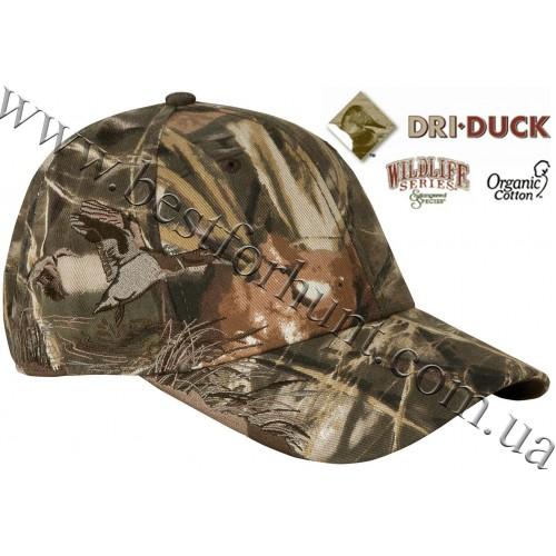 Dri Duck® Wildlife Series™ Mallard Ball Cap Realtree MAX-4®