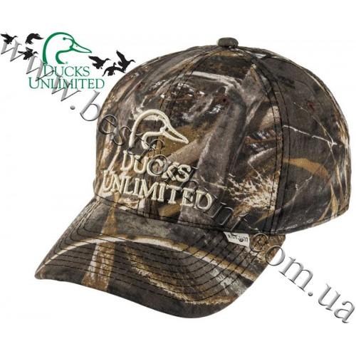 Ducks Unlimited® Camo Logo Cap Realtree MAX-5®