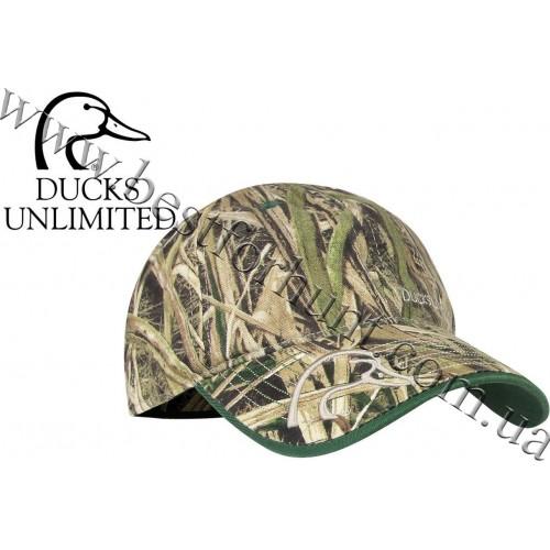 Ducks Unlimited® Duckhead Camo Cap Mossy Oak® Shadow Grass® Blades™