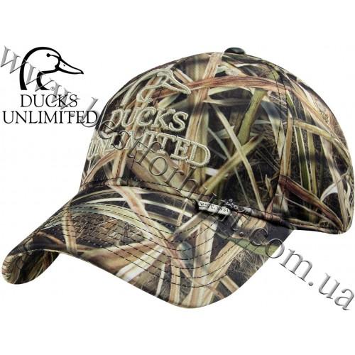 Ducks Unlimited® Wing Reaper Cap Mossy Oak® Shadow Grass® Blades™