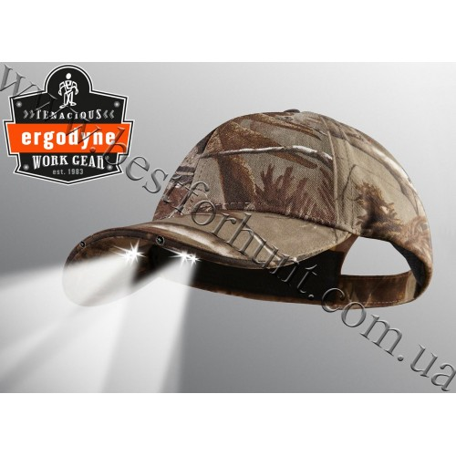Ergodyne® GloWear® PowerCap™ Realtree AP®