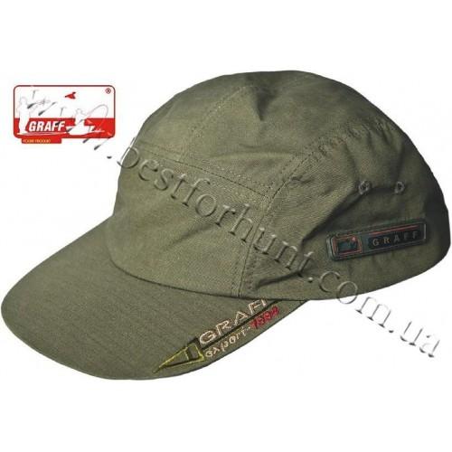 Graff Cotton Cap