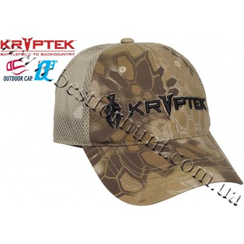 Kryptek™ Logo Mesh Back Caps Highlander™