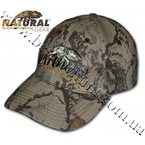 Natural Gear™ Deluxe Logo Ball Cap Natural Gear™ Camo