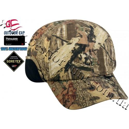 Outdoor Cap® Gore-Tex® Waterproof Insulated Earband Cap Mossy Oak® Break-Up® Infinity™