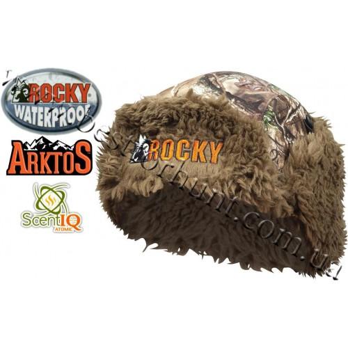 Rocky® Arktos™ Waterproof Bomber Hat Realtree Xtra®