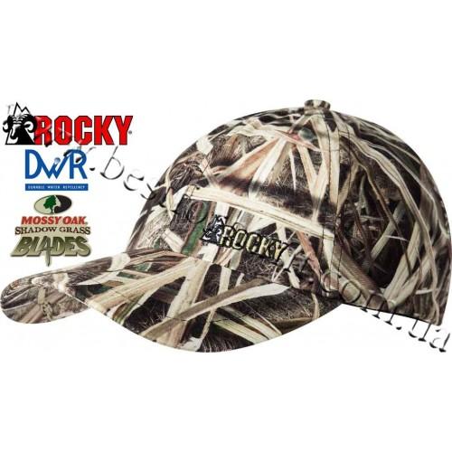 Rocky® Waterfowl FlexFit Long Bill Cap HW00062 Mossy Oak® Shadow Grass® Blades™