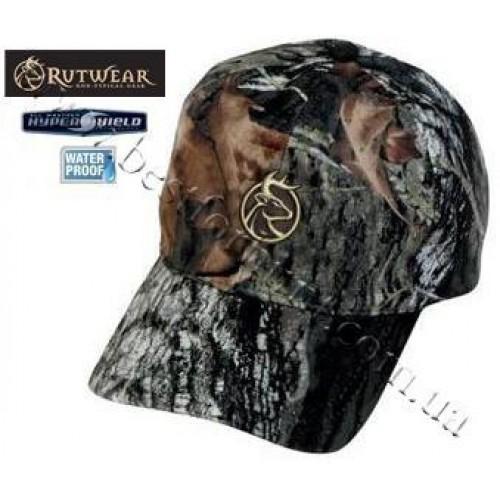 Rutwear® Silencer Waterproof Cap Mossy Oak® Break-Up®
