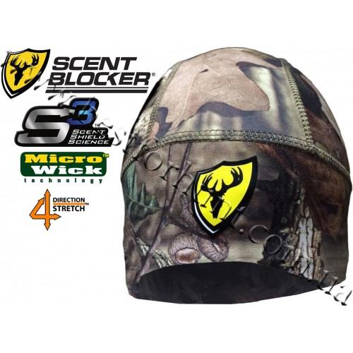 ScentBlocker® Pursuit Skull Cap Mossy Oak® Break-Up® Infinity™