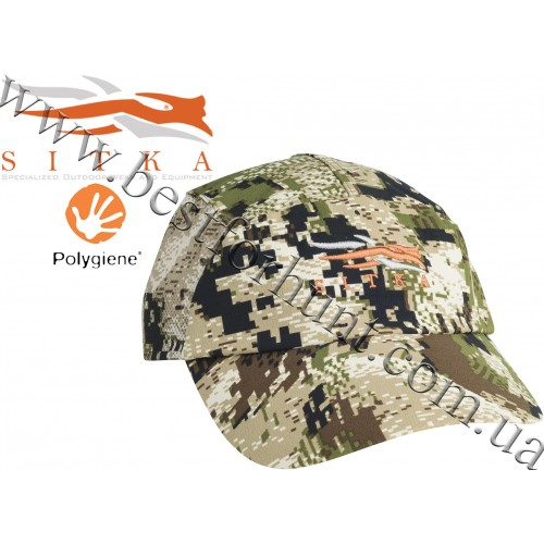 Sitka™ Gear Ascent Cap GORE™ OPTIFADE™ Concealment in Subalpine