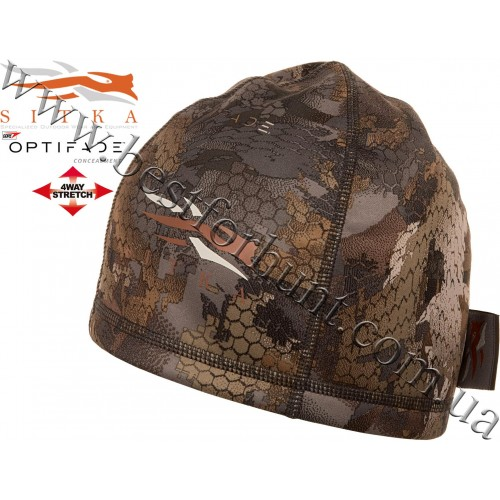 Sitka® Gear Beanie 90085 GORE™ OPTIFADE™ Concealment Waterfowl Timber