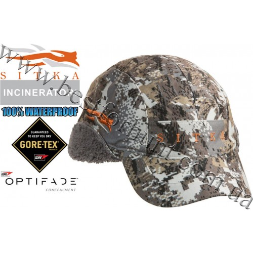 Sitka® Gear Incinerator™ GTX® Hat GORE™ OPTIFADE™ Concealment Elevated II