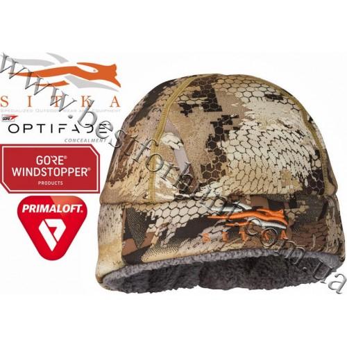 Sitka® Gear Boreal WS Beanie GORE™ OPTIFADE™ Concealment Waterfowl Marsh