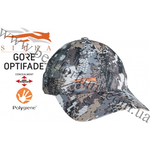 Sitka™ Gear Early Season Whitetail (ESW) Lightweight Hat GORE™ OPTIFADE™ Concealment Elevated II