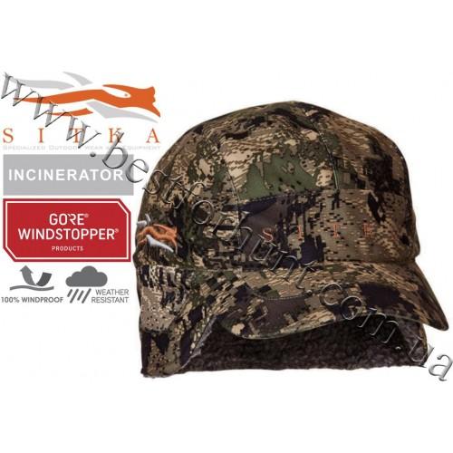 Sitka® Gear Incinerator™ WS Hat GORE™ OPTIFADE™ Concealment Ground Forest