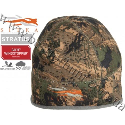 Sitka® Gear Stratus™ WS Beanie GORE™ OPTIFADE™ Concealment Ground Forest