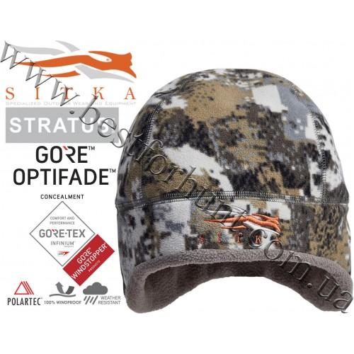 Sitka™ Gear Stratus™ WindStopper Beanie GORE™ OPTIFADE™ Concealment Elevated II