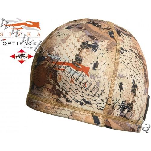 Sitka® Gear Traverse Beanie GORE™ OPTIFADE™ Concealment in Waterfowl Marsh