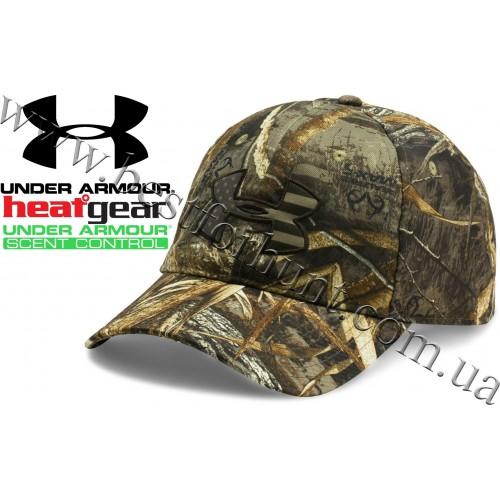 Under Armour® Camo Big Flag Logo Cap Realtree MAX-5®