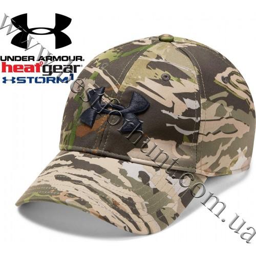 Under Armour® Storm Stretch Fit Cap Ridge Reaper Forest® Camo
