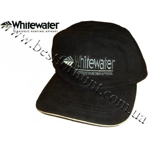 Whitewater Strategic Hunting Apparel Adjustable Ball Cap Black