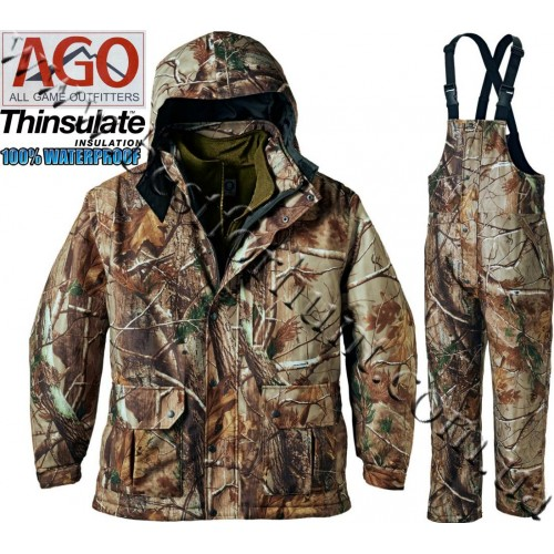 A.G.O. 3-In-1 Waterproof Insulated Realtree AP®