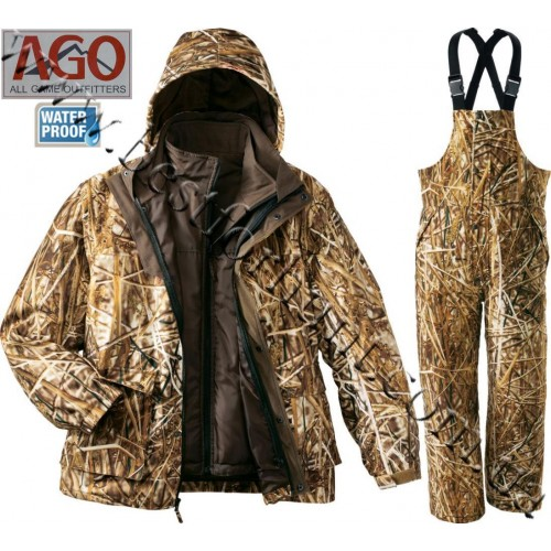 A.G.O. Waterfowl 4-in-1 Seclusion 3D® Backwaters®