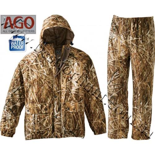 A.G.O. Waterfowl Rainwear Seclusion 3D® Backwaters®