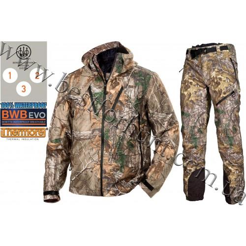 Beretta® Insulated Active Jacket GU481 Realtree Xtra® with Beretta® Insulated Active Pants CU351 Realtree Xtra®