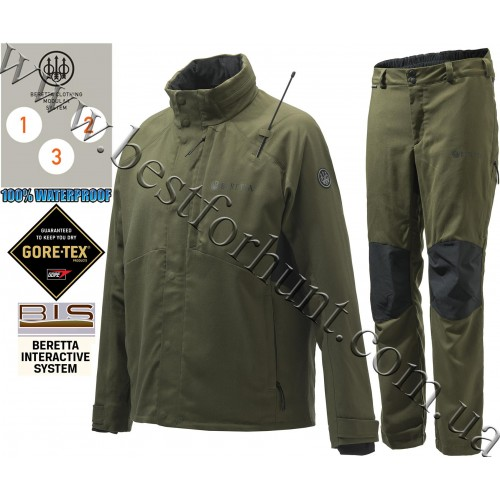 Beretta® Multiaction Gore-Tex® Hunting Set Green