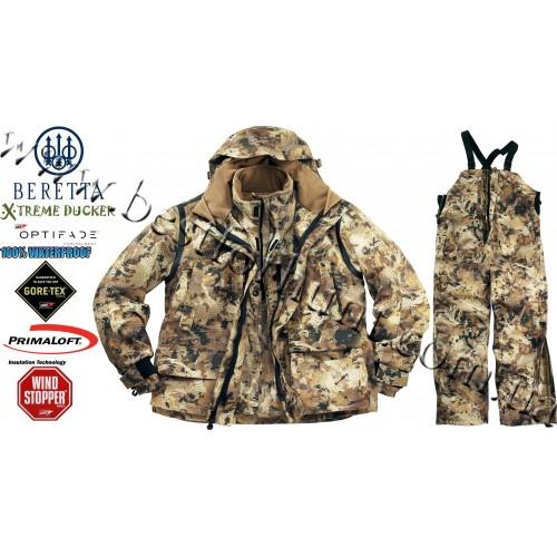 Beretta® Xtreme Ducker™ GORE™ OPTIFADE™ Concealment Waterfowl Marsh