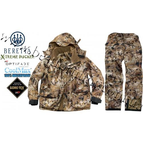 Beretta® Xtreme Ducker™ Light GORE™ OPTIFADE™ Concealment Waterfowl Marsh