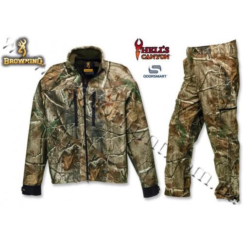Browning® Hell's Canyon™ Hunting Set Realtree AP®