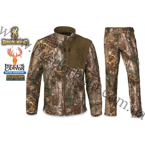 Browning® Hell's Canyon™ Mercury Hunting Set Realtree Xtra®