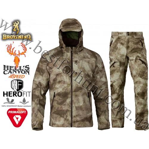Browning® Hell's Canyon™ Speed Hellfire Hunting Set A-TACS AU Camo™