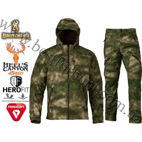 Browning® Hell's Canyon™ Speed Hellfire Hunting Set A-TACS FG Camo™
