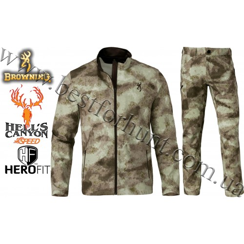 Browning® Hell's Canyon™ Speed Javelin Set A-TACS AU Camo™