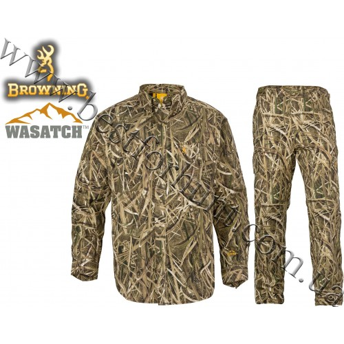Browning® Wasatch™ Hunting Set Mossy Oak® Shadow Grass® Blades™