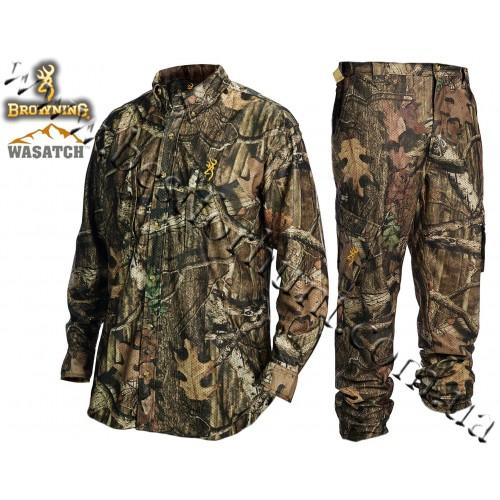 Browning® Wasatch™ Mesh-Lite Long Sleeve Set Mossy Oak® Break-Up® Infinity™