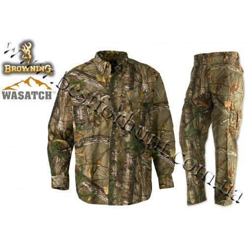 Browning® Wasatch™ Set Realtree Xtra®