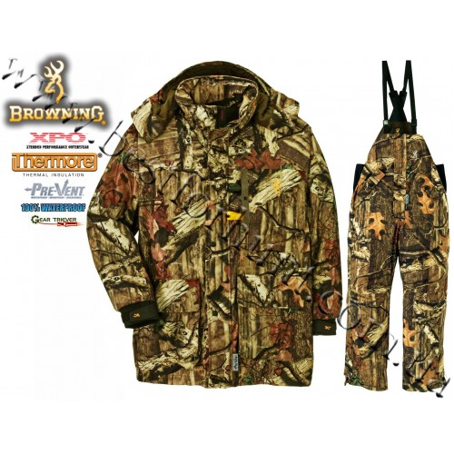 Browning® XPO™ Big Game Pre-Vent® Waterproof Insulated Mossy Oak® Break-Up® Infinity™