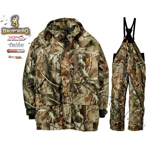 Browning® XPO™ Big Game Pre-Vent® Waterproof Insulated Realtree AP®