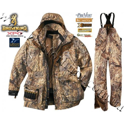 Browning® XPO™ Grand Passage™ 4-in-1 Mossy Oak® Duck Blind®