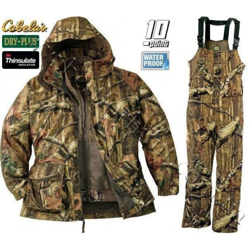 Cabela's Dry-Plus® 10-Point 4-in-1 Mossy Oak® Break-Up® Infinity™
