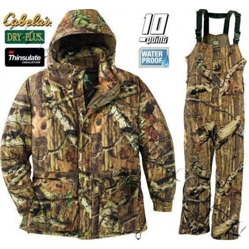 Cabela's Dry-Plus® 10-Point Mossy Oak® Break-Up® Infinity™