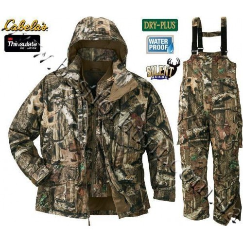 Cabela's Dry-Plus® Silent Suede™ Extreme 4-in-1 Mossy Oak® Break-Up® Infinity™